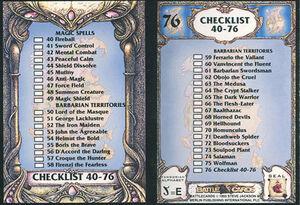 BCUS076Checklist 40-76