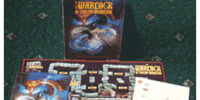 The Warlock of Firetop Mountain (boardgame)