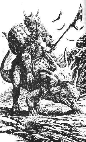 Ilk styracosaurus