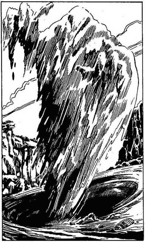 Ilk water elemental