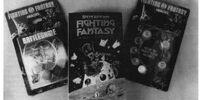 Fighting Fantasy Paint Set