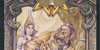 Summon Creature Spell (BattleCard)