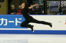 Stephane Lambiel - 2006 Skate Canada