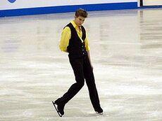 Jeffrey Buttle 2003 NHK Trophy