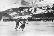 Figure skating pairs 1928