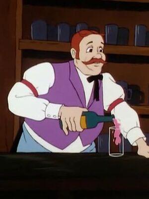 Sam the Bartender