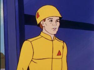 Space Center employee