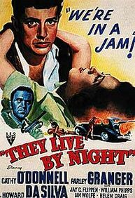 RKO Pictures They Live By Night
