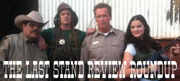 Review roundup last stand