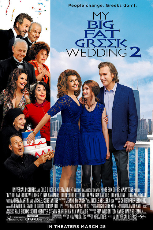 My Big Fat Greek Wedding 2 Moviepedia Fandom Powered By Wikia