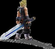 Cloud - Paine's Warrior Render