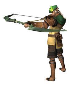 FFXI-Mithra-Ranger