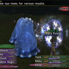 Ultra Potion.