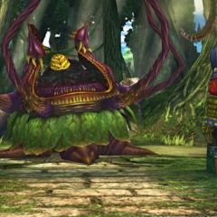 Lord Ochu in <i>Final Fantasy X</i>.