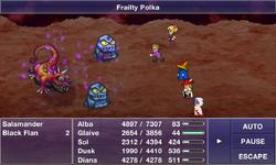 FF Dimensions Frailty Polka