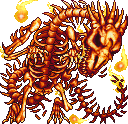 FF4PSP Dinozombie