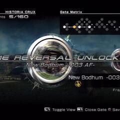 Time reversal unlocked.