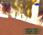 FFX-2 Perdition's Flame