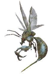 Assassin Bee ffx-2