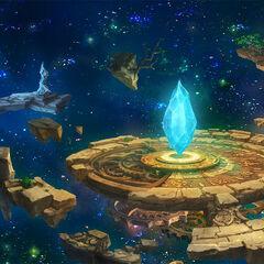 Artwork of Chronos's Hall.
