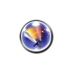 Icon for Renzokuken Flame.