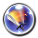 FFRK Renzokuken Flame Icon