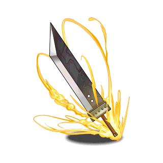 Buster Sword.