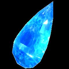 Serah's crystal tear.
