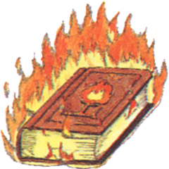 Tome of Fire.