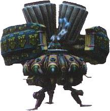Machina Striker ffx-2