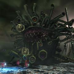 Chamber of Ruin, versus Cosmic Malboro.