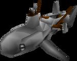 Submarine-ffvii-gray