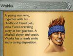 FFRK Wakka