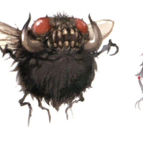 Concept art of a Gnat.