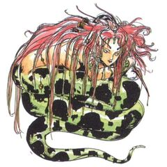 Lamia (full-colored).