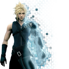 Cloud <i>Advent Children</i>.