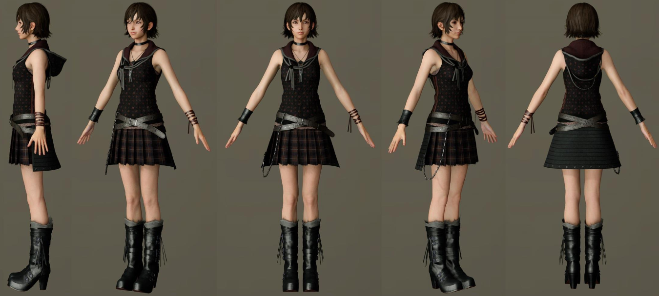 Image - Iris... Final Fantasy Xii Characters