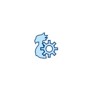 Chocobo Salon map icon.