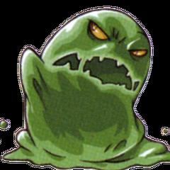 Green Flan.