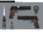 WRO Handgun Artwork