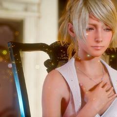 First official screenshot of Luna.