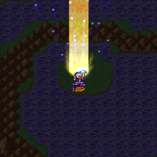 The Crystal Rod (PS).