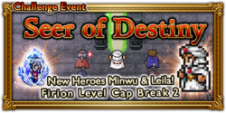 FFRK Seer of Destiny Event