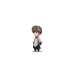 Tiz's Dimensional Officer sprite.