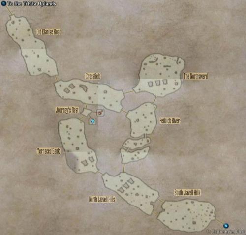 FF12 Map - Cerobi Steppe