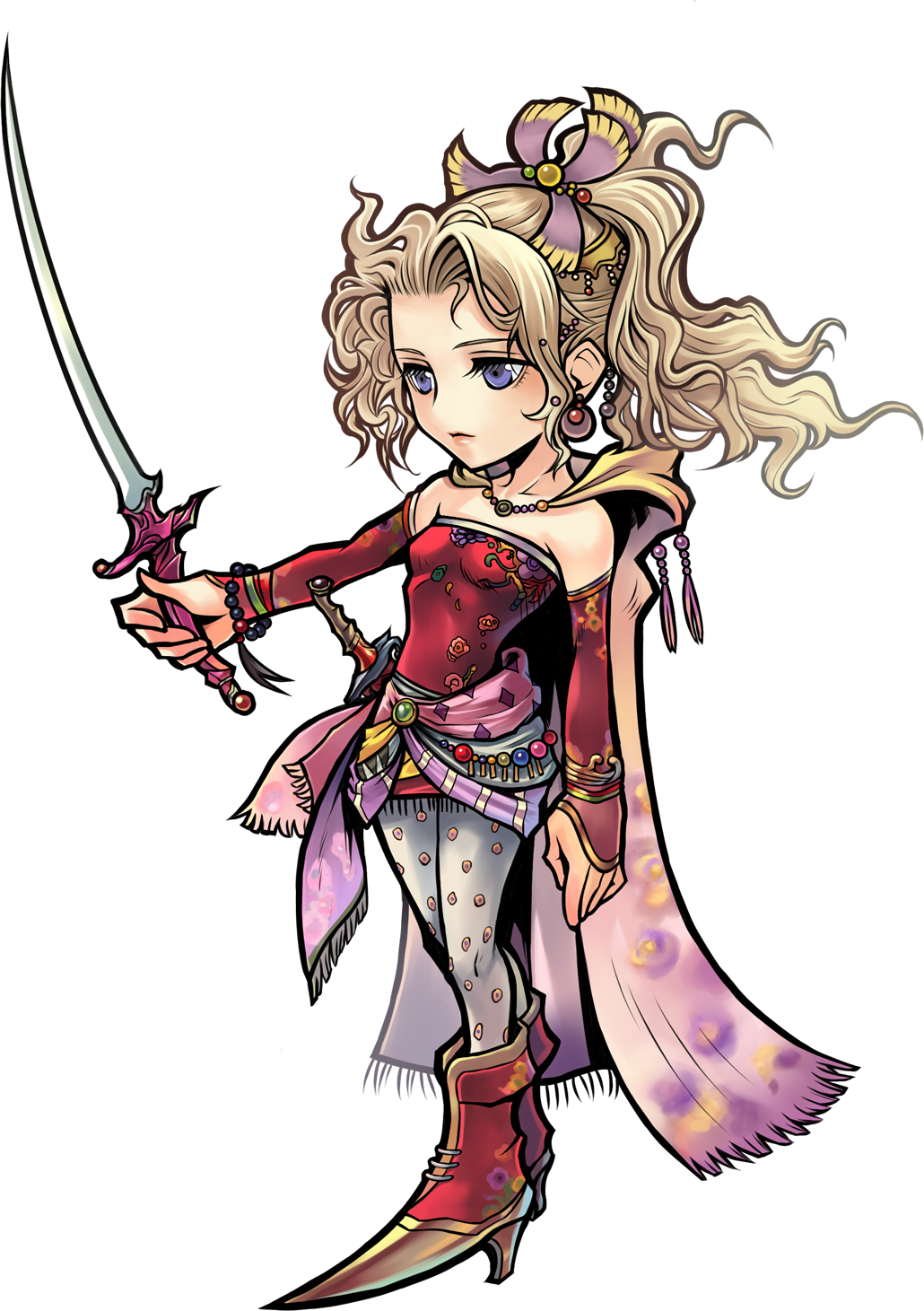 Image Dffoo Terra Branford Png Final Fantasy Wiki Fandom Powered By Wikia