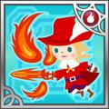 FFAB Enfire - Red Mage (M) R