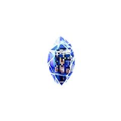 Locke's Memory Crystal.