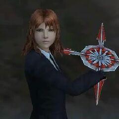 Cissnei in <i>Crisis Core -Final Fantasy VII-</i>.