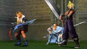 Cloud tidus firion protect